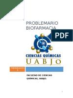 Problemas de Biofarmacia