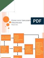 10. Effective Implementation of Strategies-1