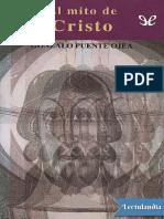 El mito de Cristo - Gonzalo Puente Ojea.pdf