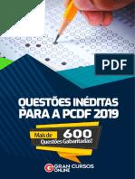 PCDF questões
