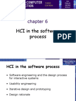 Chapter 6 HCI
