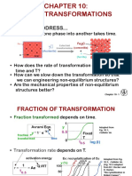 Chapter 10 Phase Transformation