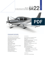 2018 SR22 International Price Sheet