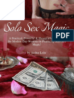 Solo Sex Magic