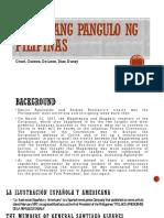 ANG-UNANG-PANGULO-NG-PILIPINAS
