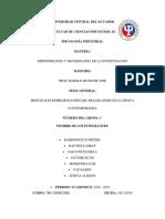 Documento de sistematización