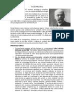 ÉMILE DURKHEIM (Ecología).docx
