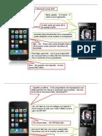 Diamond vs iPhone
