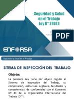 6. LEY 28806 INSPECCIONES LABORALES Y REG. DS 019-2006 TR.pptx