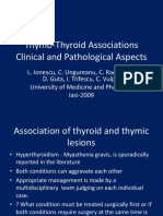 Thymus Within Endocrinopathies