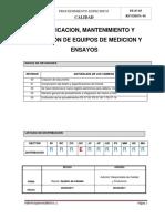 Procedimiento de Mantenimiento Pefow.pdf