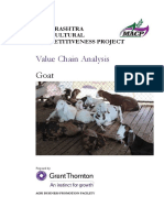Goat Value Chain MACP