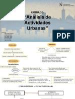 CAP 1 ANALISIS DE ACTIVIDADES URBANAS.pptx