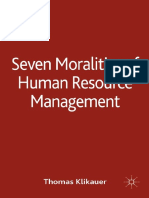 Thomas Klikauer (auth.) - Seven Moralities of Human Resource Management-Palgrave Macmillan UK (2014).pdf