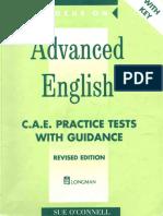 Focus on CAE Tests