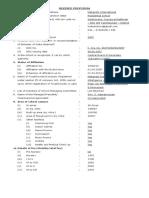 Mirs Proforma Revised 2015