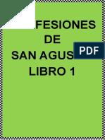 Confesiones de San Agustín 1