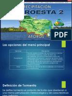 precipitacion y aforo de caudales.pptx
