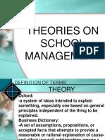theories on school management.pptx