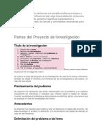 Partes del Proyecto de Investigación.docx