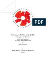 Performance Metrics in Air Traffic Management SystemsSkemma