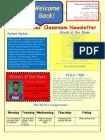 reggie newsletter 2