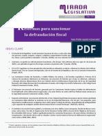 AGUIRRE QUEZADA, Juan Pablo. Reformas para sancionar la defraudación fiscal. 2019..pdf