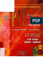 José Mª Angulo Usategui, Ignacio Angulo Martínez - Microcontroladores PIC