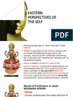 EASTERN Perspective of the Self