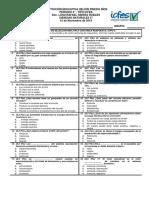 Examen 4PP - NATURALES 5°