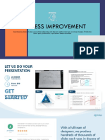 Process Improvement-corporate