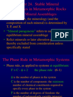 Chapter 24 Mineral Assemblages.ppt