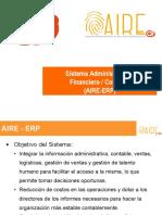 Presentación AIRE - ERP Resumen