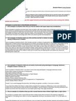 preschool capstone checklist self-evaluation - shelly boelter