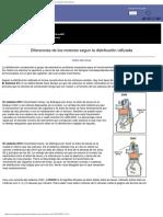 Curso de mecanica del automovil, Diferencias de los motores segun la distribución utilizada.pdf