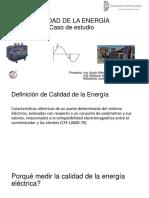 Introducción a la Calidad de la energía Eléctrica