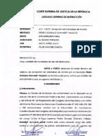 A.v. 1 2019 Excepción de Naturaleza de Acción LP