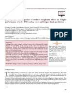 1. Experimental investigation of surface roughness effect on fatigue performance of AISI 1045 carbon steel and fatigue limit prediction.pdf
