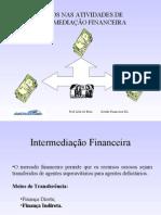 Riscos na Atividade de Intermediação Financeira