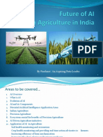 Future of AI in Agriculture in India