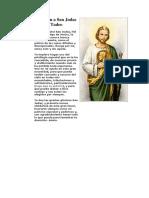 Oración a San Judas Tadeo.docx