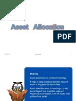 Asset Allocation.ppt