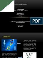 DIAPOSITIVAS GENETICA Y CONDUCTA.ppsx