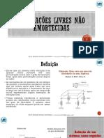 VIBRAÇÕES LIVRES NÃO AMORTECIDAS.pdf