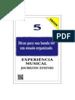 eBook Ensaio Jojoca3
