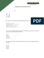 3259-Mini ensayo N° 3 Matemática 2016