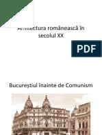 Arhitectura românească în secolul XX.pptx