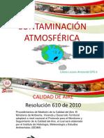 contaminación atmosferica.ppt