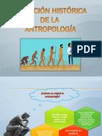 Evolución Histórica de La Antropología. by Ed (1)
