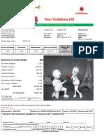 Vodafone Bill April2017